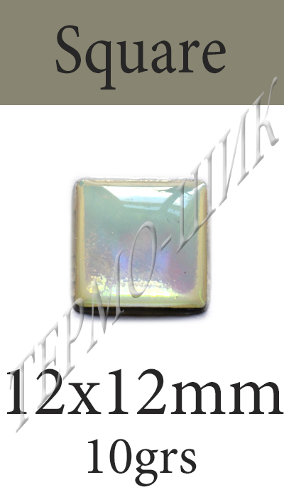 Страз Color Stone Square 12x12mm